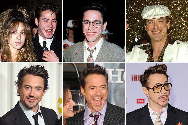 the evolution of robert downey jrs hair - Google Search