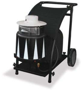 How to Get Rid of No See Ums   Propane Mosquito Trap