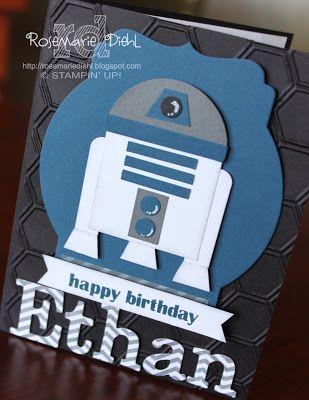 Rose's World: R2D2 birthday card! - chamilton.maui@gmail.com - Gmail
