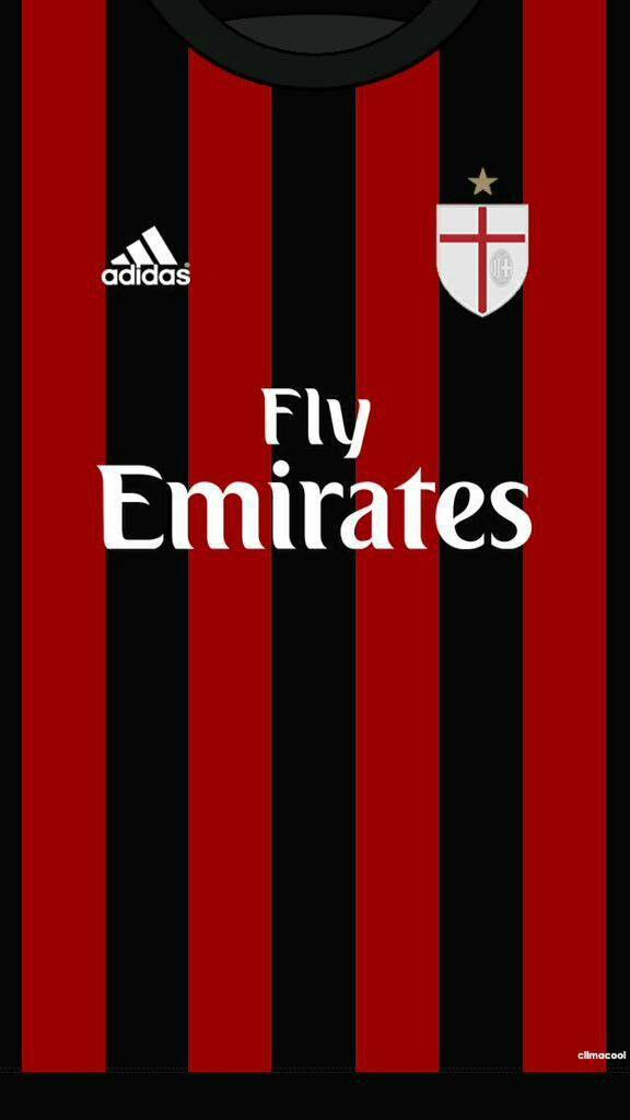 AC Milan 15-16 kit home