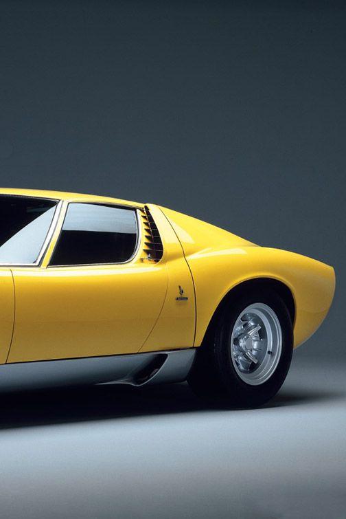 Exceptionnel The Gilded Glory Of The Lamborghini Miura
