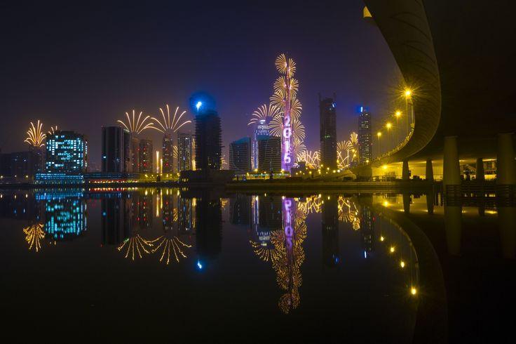 Photo fireworks at burjkhalifa par Charls Thomas on 500px
