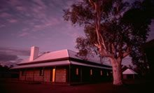 Outback Accommodation Information