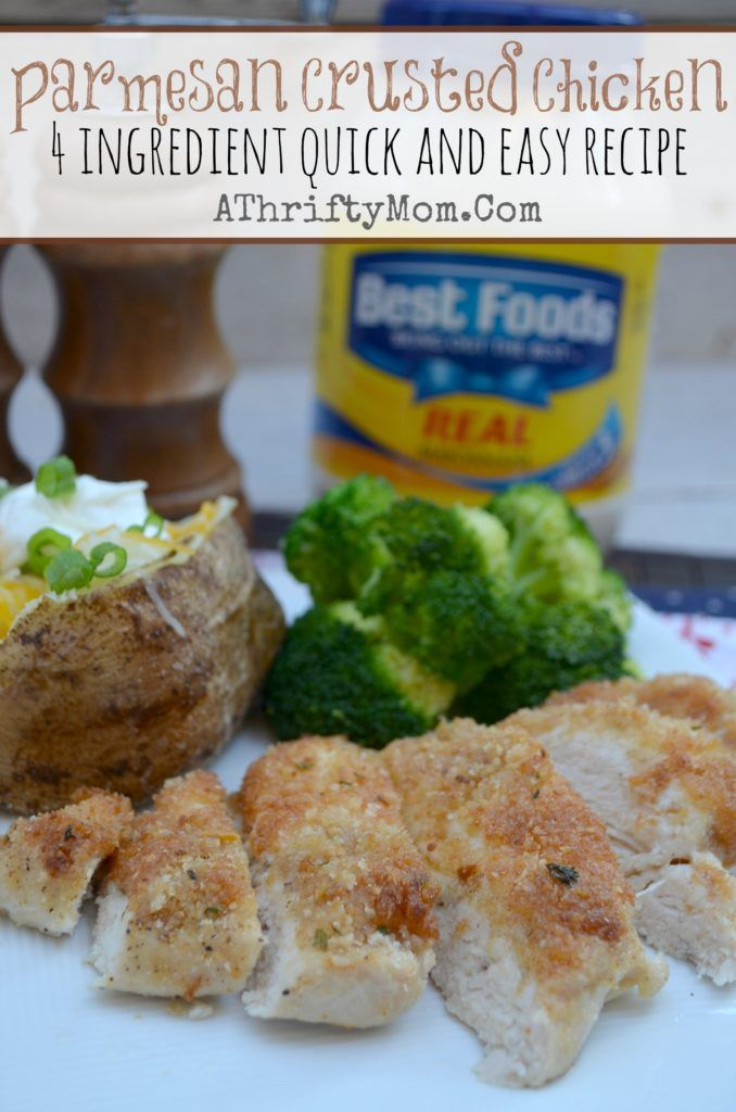 41172 best save comfort food recipes images on pinterest comfort parmesan crusted chicken recipe this fast and easy recipe only has 4 ingedients and it is amazing you would never know it has best foods mayo in it forumfinder Images