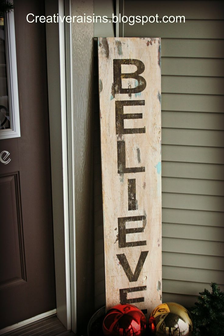 Believe Signs Decor 331 Best Crafts  Wooden Images On Pinterest  Craft Home Ideas And