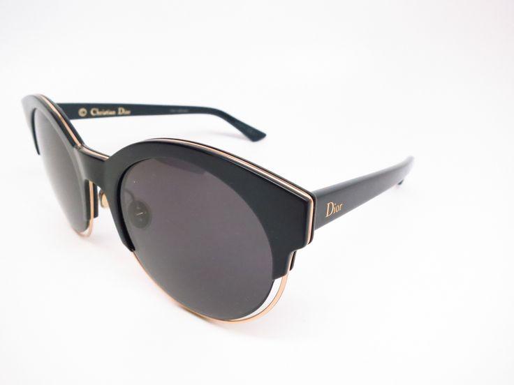 Dior Sideral 1 J63Y1 Black Rose Gold Sunglasses   Models