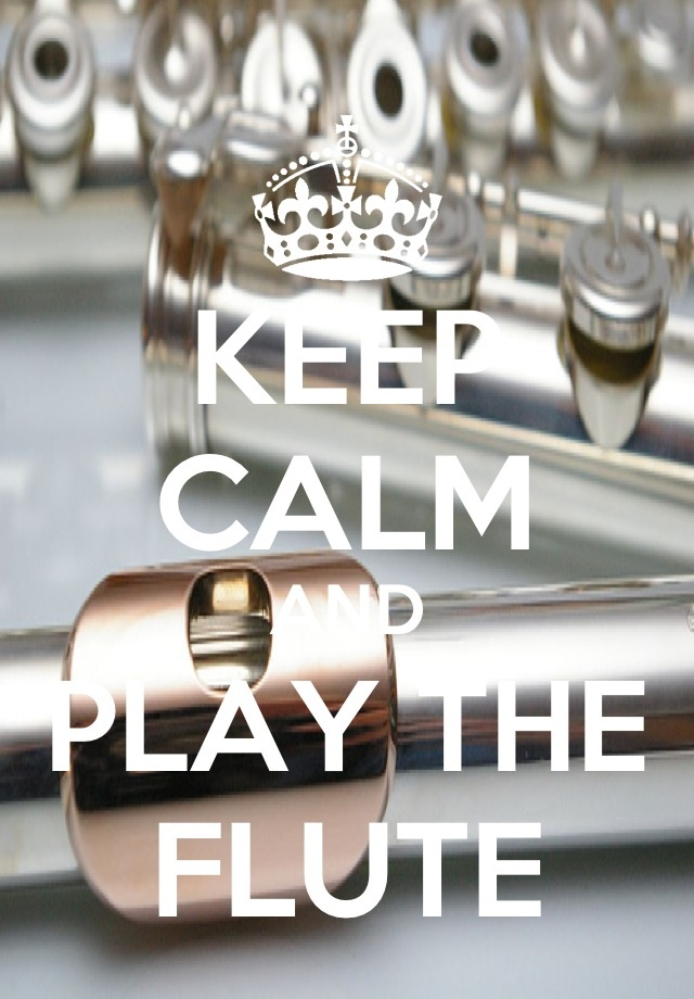 playing the flute is so much fun. it's super easy to learn too! I love playing in high school band