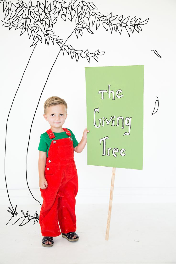 the giving tree Once there was an uncle donnie tree and he loved, or at least managed to  tolerate, a little boy—so long as the boy didn't talk too much,.
