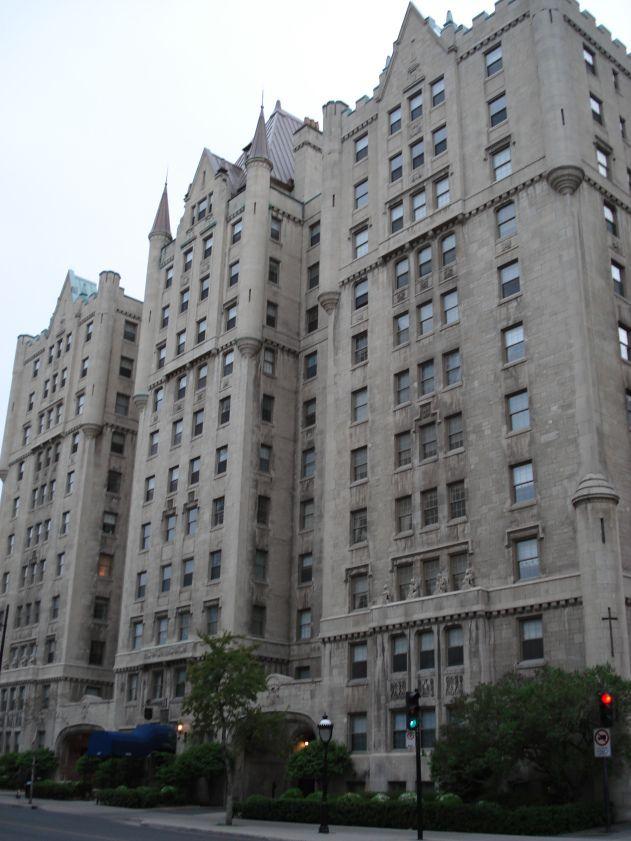 Appartements (copropriétés) Le Château, Montréal