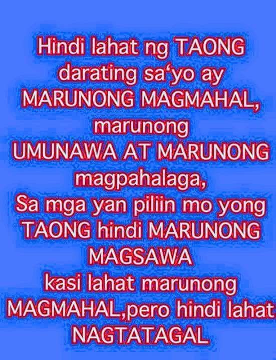 Quotes About Friendship Tagalog 2014 1000+ images about tag...