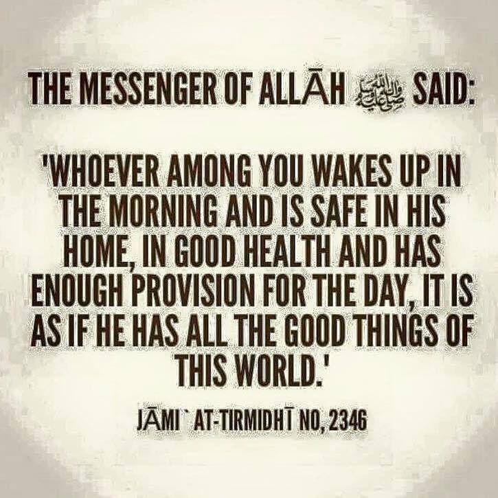 Alhamdulillah! ❤️ #Hadith #Islam
