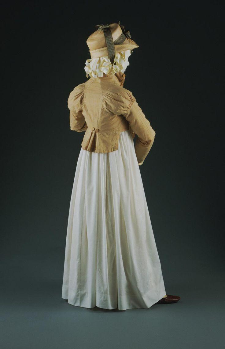 c.1800-05, Philadelphia Museum of Art, Spencer Jacket