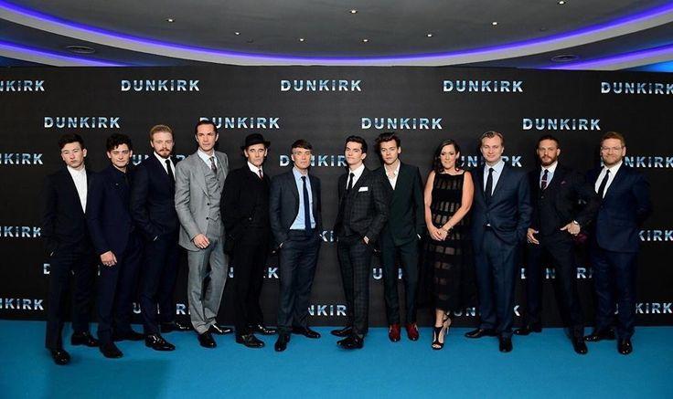 @ BritishActorsFans TW - dunkirk cast