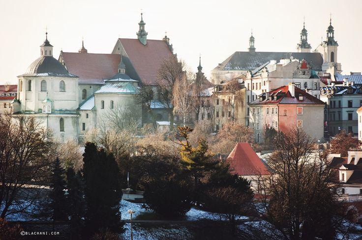 Stare Miasto #Lublin - widok z Czwartku
