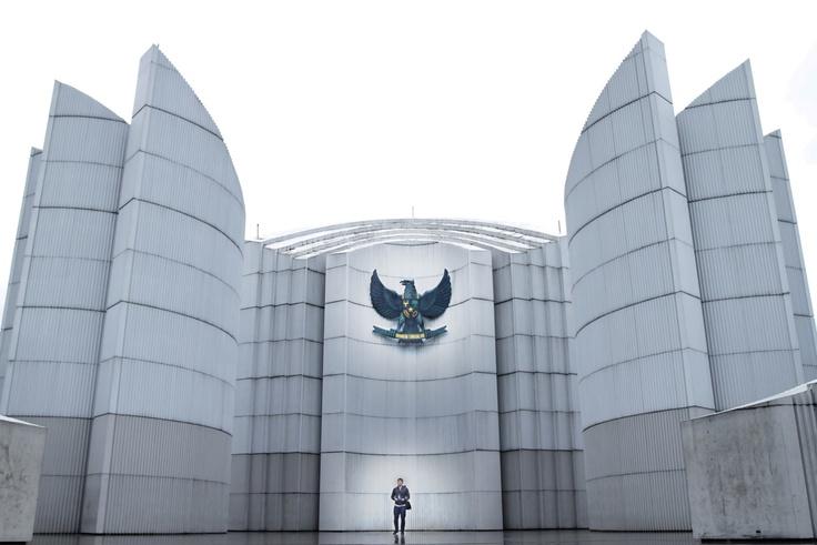 Monumen Proklamasi - Bandung Indonesia