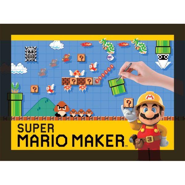 3DS SUPER MARIO MAKEREn Super Mario Maker for Nintendo 3DS, de lo que se trata es de jugar niveles de Super Mario en cualquier momento y en cualquier lugar. Hay un montón de posibilidades de juego desde el principio, gracias a los 100 niveles creados por Nintendo que vienen con el juego. En estos niveles también hay...https://pcguay.com/tienda/3ds-super-mario-maker/