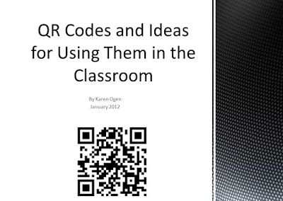 QR Codes and Ideas for Using them in the Classroom