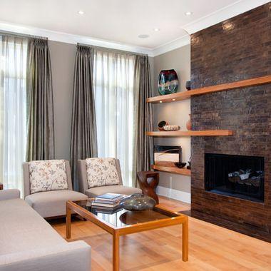 Best 25 Off Center Fireplace Ideas Only On Pinterest
