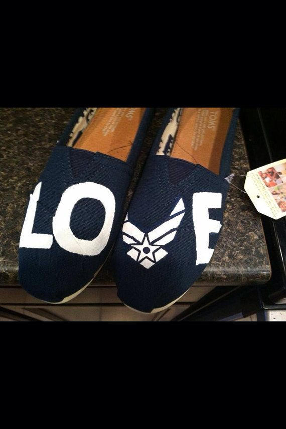 Marines or Air Force Love Toms
