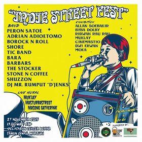 indie stree fest