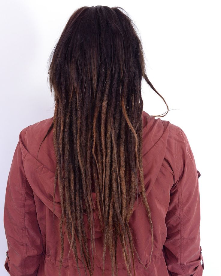 This is Isabella, one year ago I started her dreadlocks. She had shorter hair so I did dreadlocks on her own hair so I did dreadlocks with extensions now she came in to get her first dread lovin. Its great to see how her her dreadlocks have evolved.
