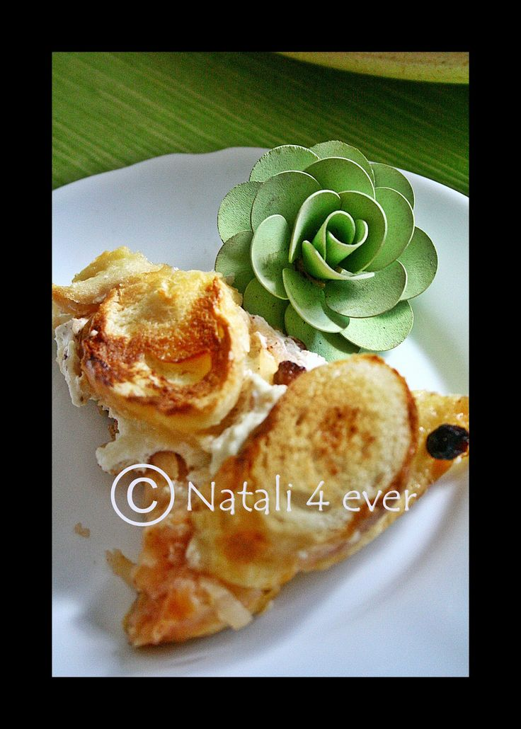 Appler pie - žemlovka as a main course