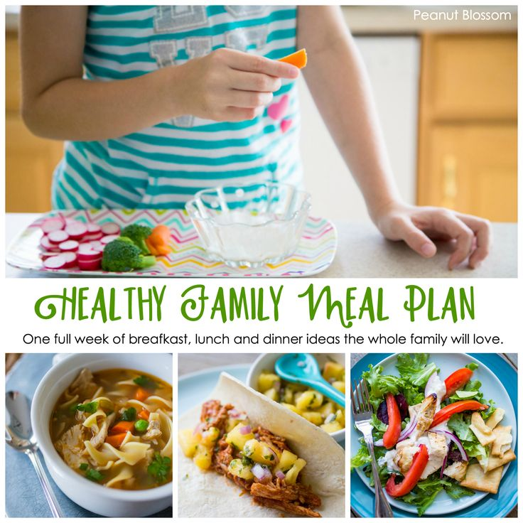 How to create a 21 Day Fix meal plan for the whole family. These kid friendly recipes are healthy and easy to prepare. Love that an entire week meal plan is all figured out!