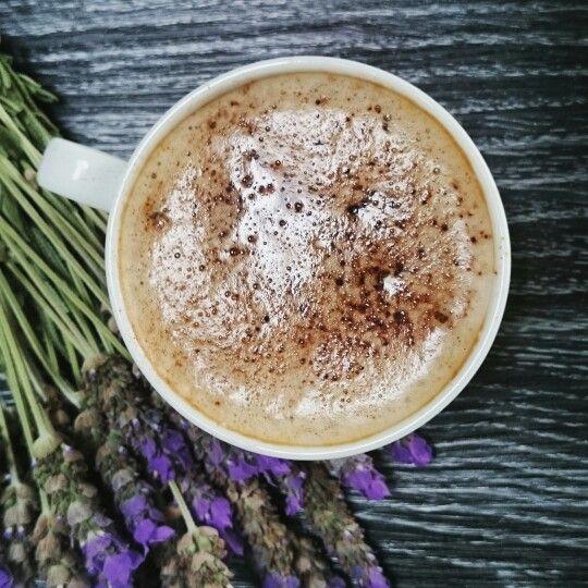 #Coffee & #Lavender
