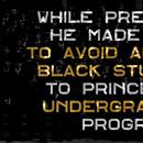 In a video posted on The Black History School, we learn more about Coined as one of America's greatest presidents, Woodrow Wilson led America through the first World War and gave equal voting rights to women. He also won a Nobel Peace Prize. The darker side of Wilson's leadership was revealed when h...In a video posted on The Black History School, we learn more about Coined as one of America's greatest presidents, Woodrow Wilson led America through the first World War and gave equal voting…