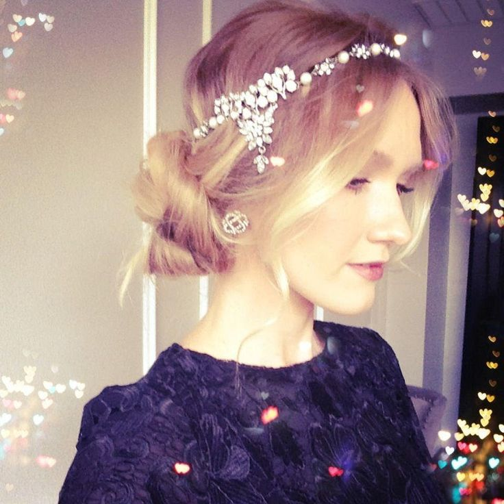 THE GREAT GATSBY INSPIRED HAIR & MAKEUP