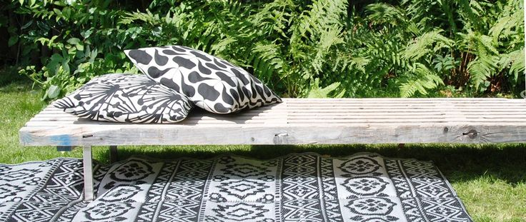DIY Sej industri stil til terrassen - MeltdesignstudioMeltdesignstudio