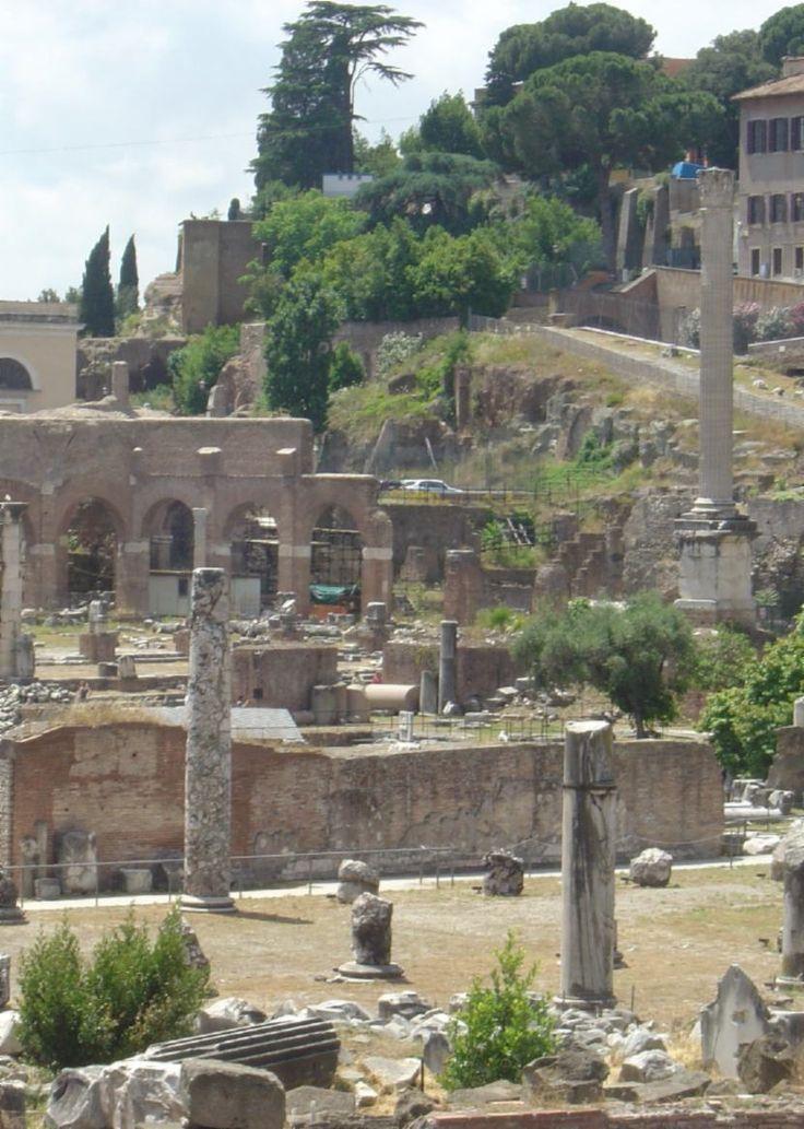 Foro Della Pace, Rome