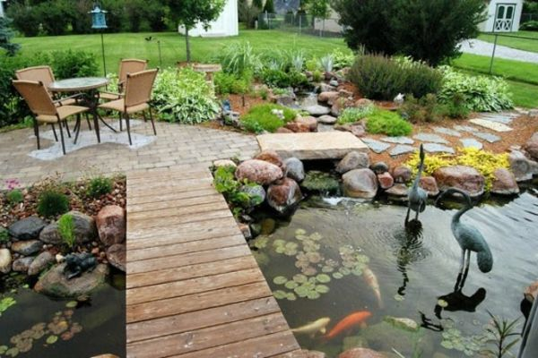 15 best images about Bassin on Pinterest Gardens, Backyard