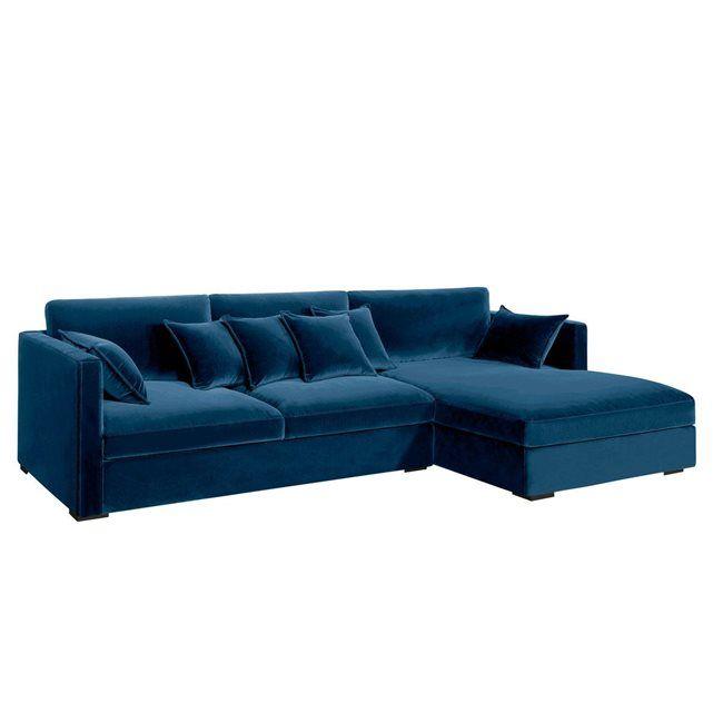 les 25 meilleures id es de la cat gorie canap angle sur pinterest canap tissu canap de. Black Bedroom Furniture Sets. Home Design Ideas