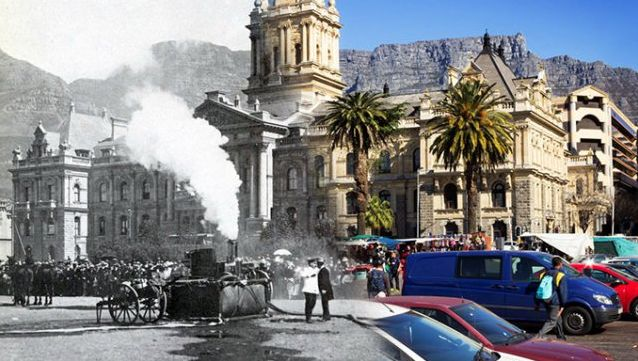 Photographs Showing the Evolution of the Mother City.  Take a look at what our beautiful city used to look like in the 1800s and early 1900s compared to how it looks now.  http://www.capetownmagazine.com/cape-confidential/photographs-showing-the-evolution-of-the-mother/123_22_19859