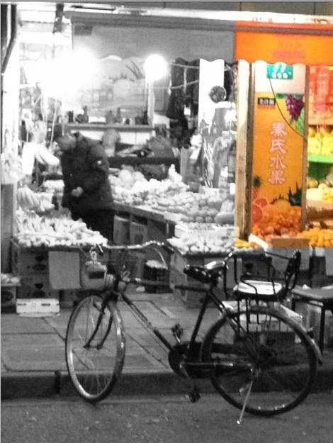 Jia Shan Lu near Fuxing Lu - Shanghai