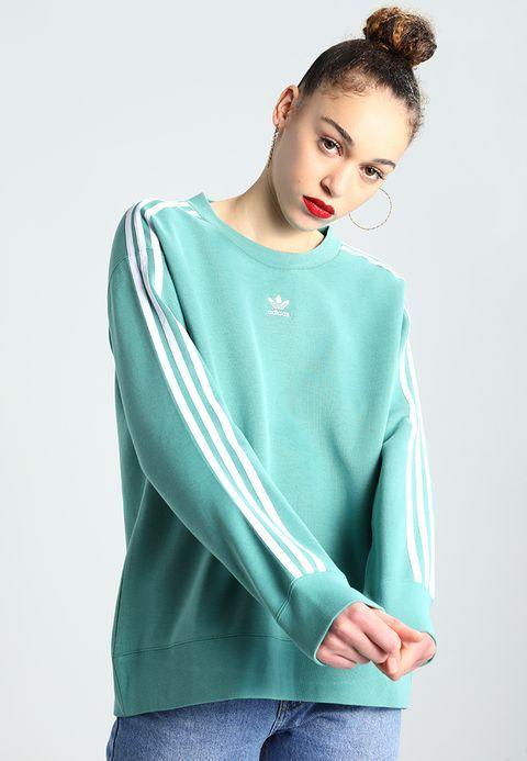 lowest price 1e329 d49e0 ADICOLOR CREW - Sweatshirt - future hydro @ Zalando.at ...