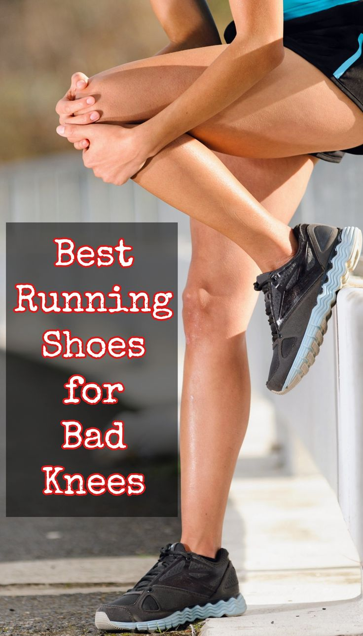 Best Running Shoes for Bad Knees.  Have knee pain when you run?  It might really help to get the right type of runner shoes that are made to prevent knee pain for runners.