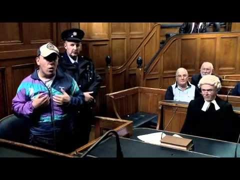 The Savage Eye - Courtroom Opera
