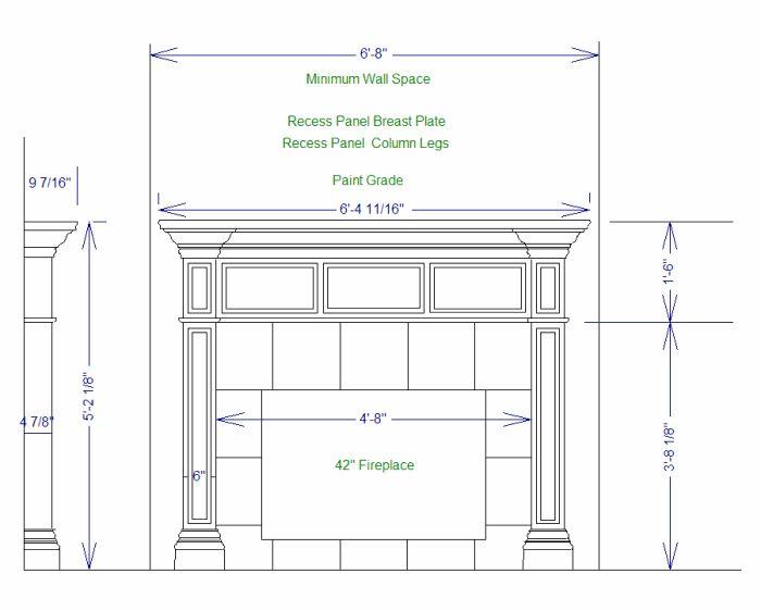 Pdf Plans Plans For Building Fireplace Mantle Download