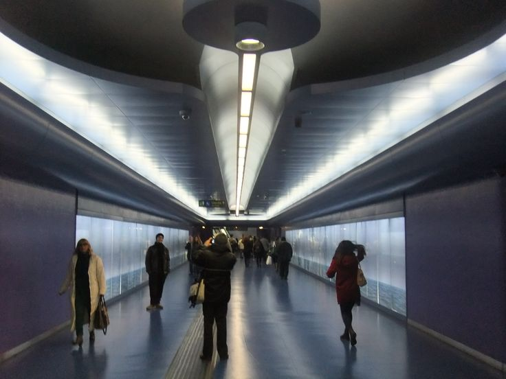 Napoli - Stazione Toledo Metropolitana