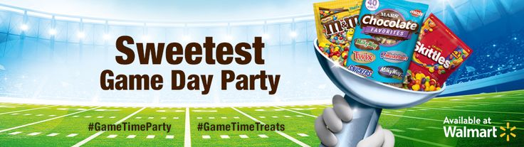 FREE Sweetest Game Day Party Pack (includes $15 Walmart gift card, table football fooseball game and more, apply)     LINK>> https://www.freebiequeen13.net/free-samples.html