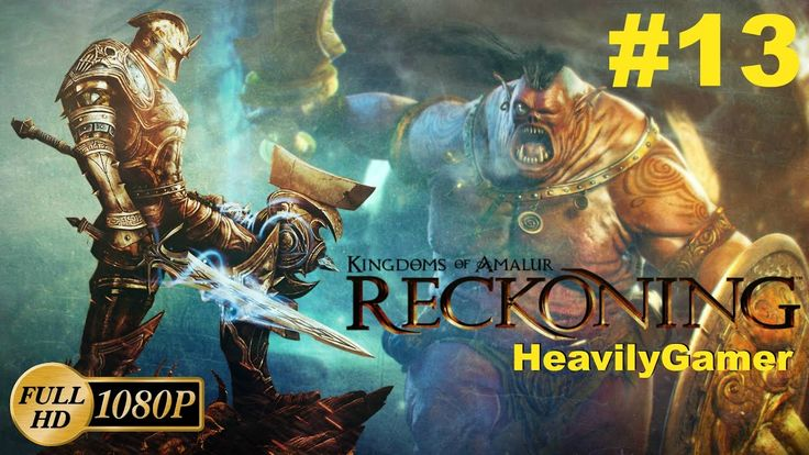 Kingdoms of Amalur Reckoning (PC) Gameplay Part 13:The Treasures Of Culn...