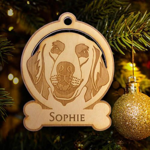Golden Retriever Ornament Golden Retriever Gifts Golden
