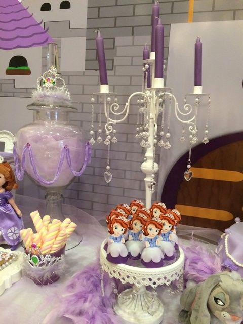 Princess Sofia Birthday Party Ideas | Photo 20 of 36 | Catch My Party