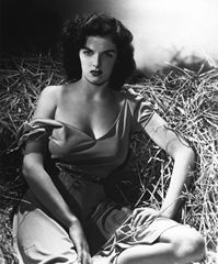 Jane Russell – actress who starred in 'The Outlaw' in 1943