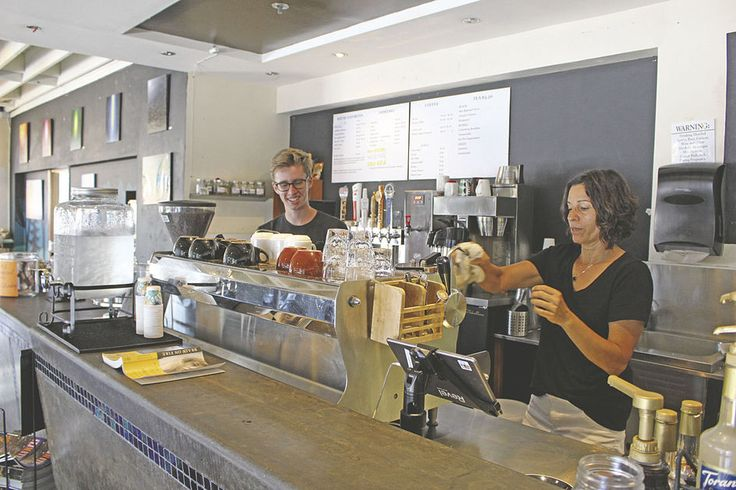 Coffee shop acts as community hub https://www.smdailyjournal.com/news/local/coffee-shop-acts-as-community-hub/article_fab6281c-6854-11e7-9553-234317a6eb48.html?utm_campaign=crowdfire&utm_content=crowdfire&utm_medium=social&utm_source=pinterest