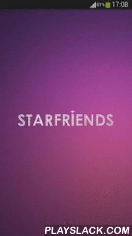 Starfriends Celebrity App  Android App - playslack.com , Starfriends is an innovative product that gives you a chance to talk & interact with your unique fanbase through mobile. This is a platform where you can keep your fans updated with your activities & keep them closer to you. Start with Home window, there are 07 sections in the app. After you logged in, the app redirects you to the HOME window where you can see the basic detail summary such as Active Fans, Deactivations, and Number of…