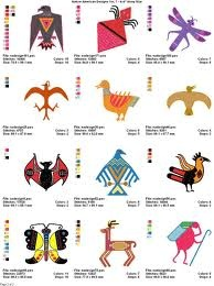 native american patterns - Google Search