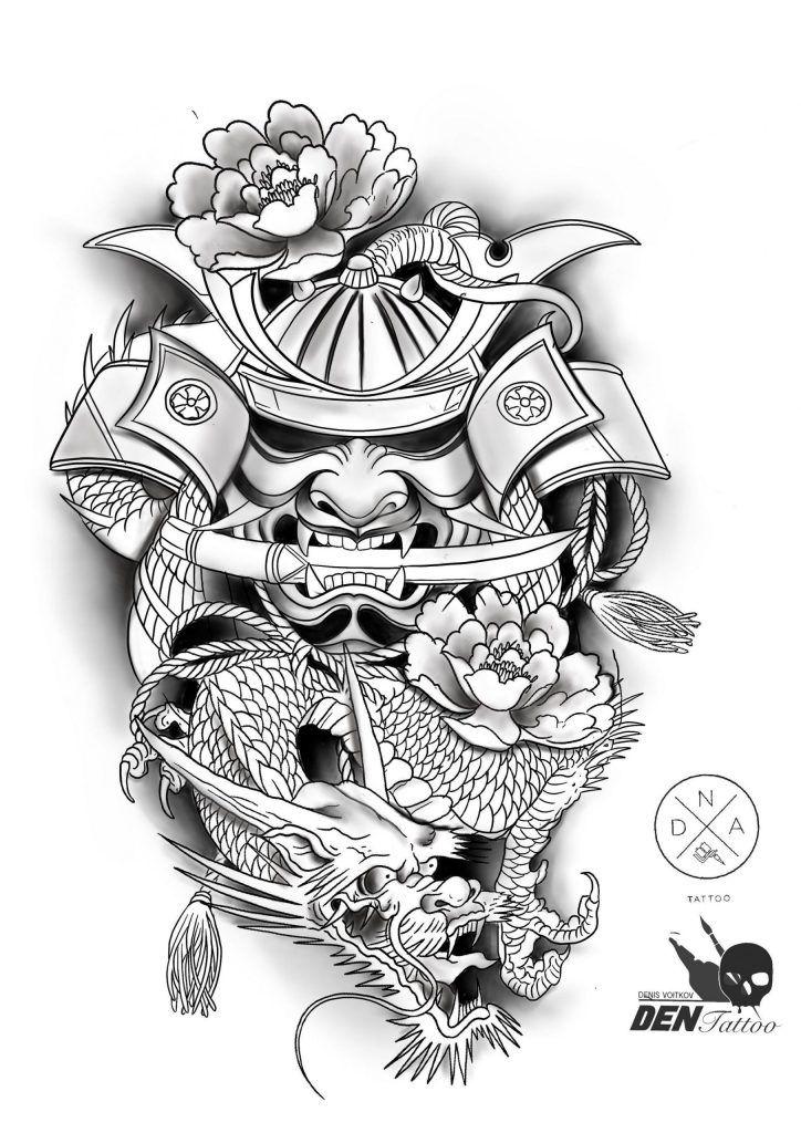 Japanese Tattoo Art Style Design Ideas On 2020 36 Look Pro Blog In 2020 Japanese Tattoo Art Warrior Tattoo Sleeve Samurai Tattoo Design